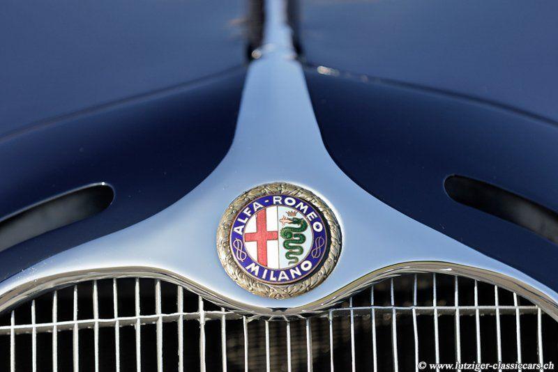 Alfa Romeo 6C 2300 B Pescara Worblaufen Cabriolet