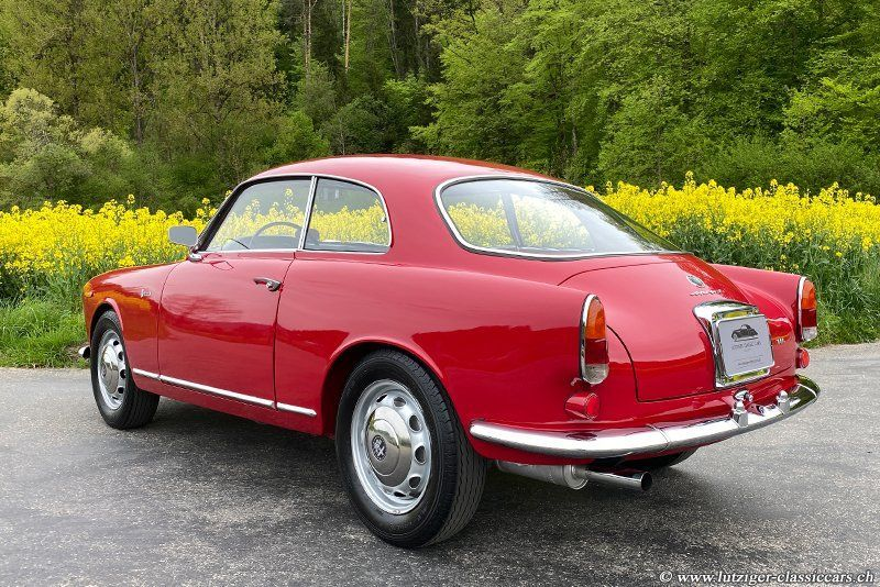 Alfa Romeo Giulietta Sprint 1600 1963 (19)