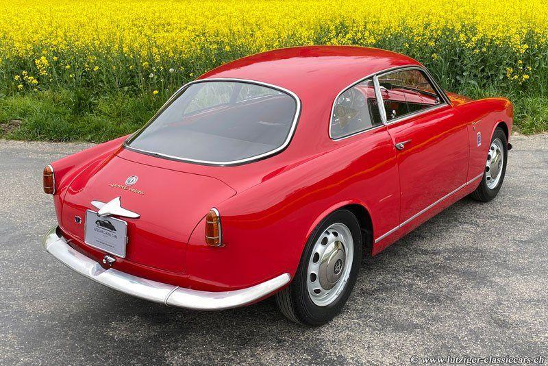 Alfa Romeo Giulietta Sprint Veloce Alleggerita V750E 1956 (23)