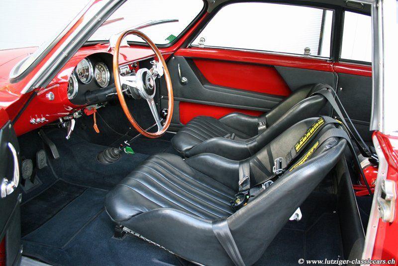 Alfa Romeo Giulietta Sprint Veloce Alleggerita V750E 1956 (36)