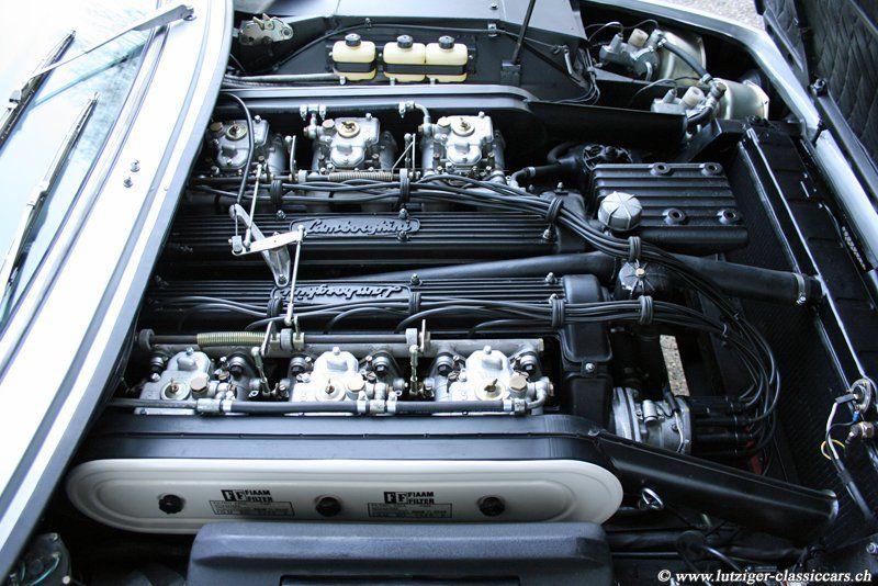Lamborghini 400 GT Jarama 1971 (49)