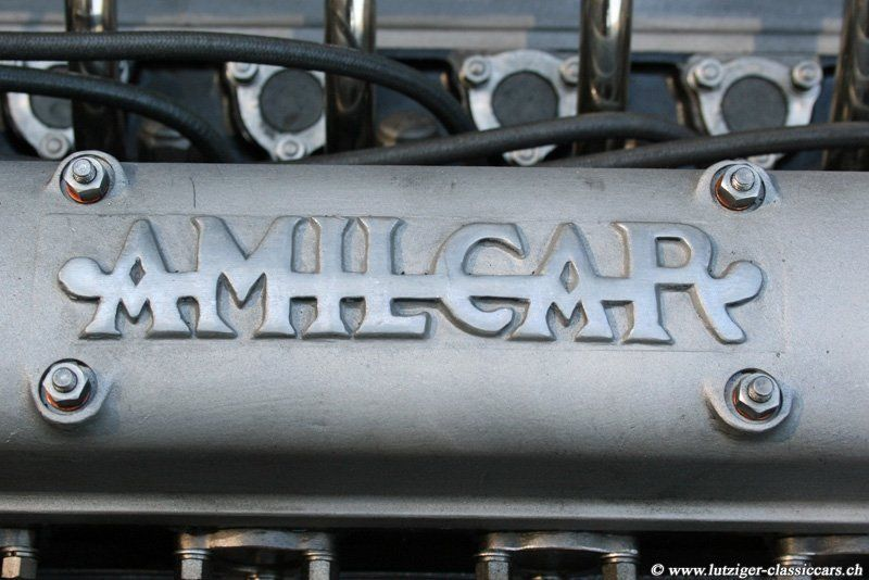 Amilcar C6 15.06.1927 Blau