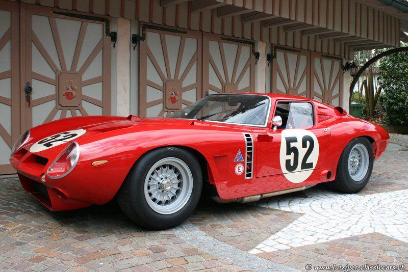 Bizzarrini Iso A3C 1965 (03)