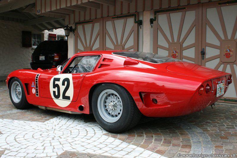 Bizzarrini Iso A3C 1965 (13)