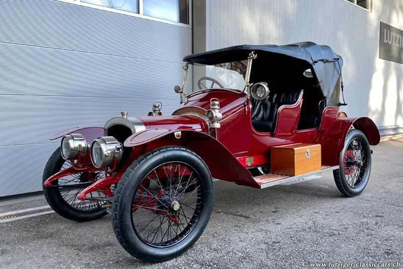 Delahaye Type 32a Runabout Sport 1912 (02)