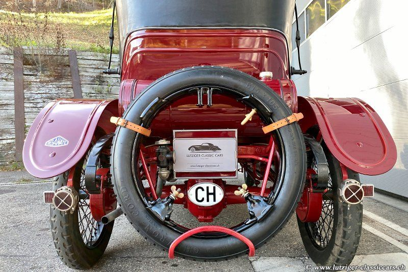 Delahaye Type 32a Runabout Sport 1912