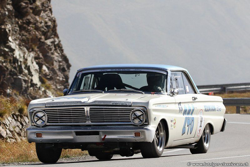 Ford Falcon Sprint 289 Shelby 1965 Weiss (03)