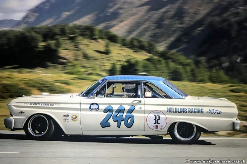 Ford Falcon Sprint 289 Shelby 1965 Weiss (04)