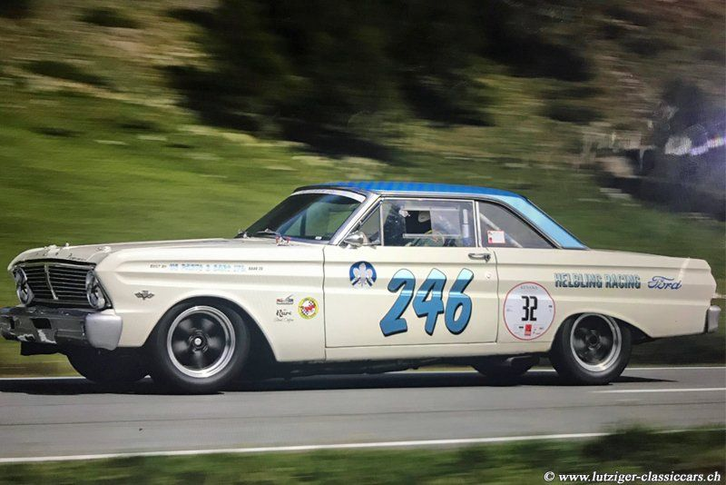Ford Falcon Sprint 289 Shelby 1965 Weiss (05)