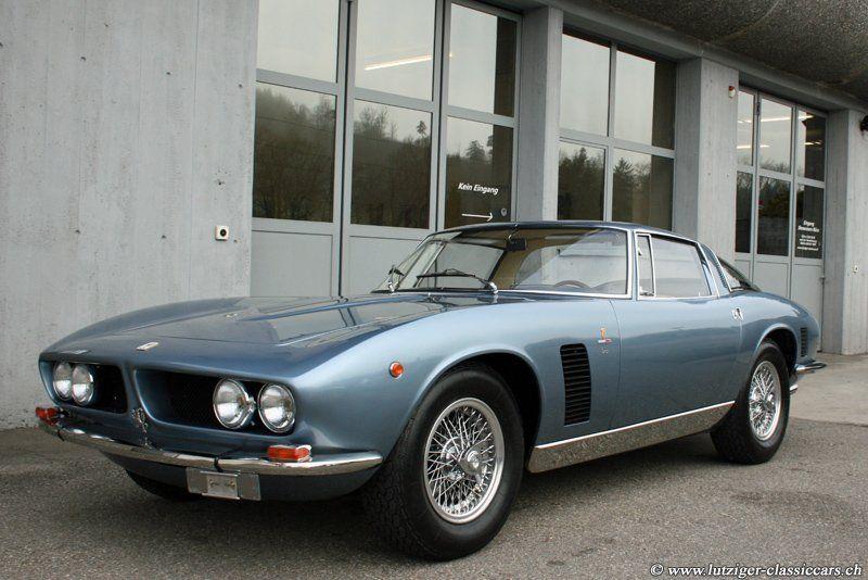 Iso Grifo GL 300 Serie 1 1966 (03)