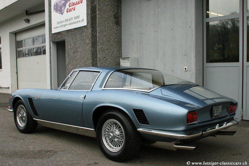 Iso Grifo GL 300 Serie 1 1966 (16)