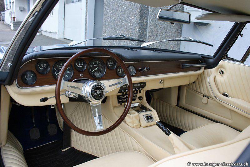 Iso Grifo GL 300 Serie 1 1966 (25)