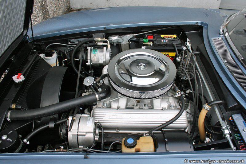 Iso Grifo GL 300 Serie 1 1966 (40)