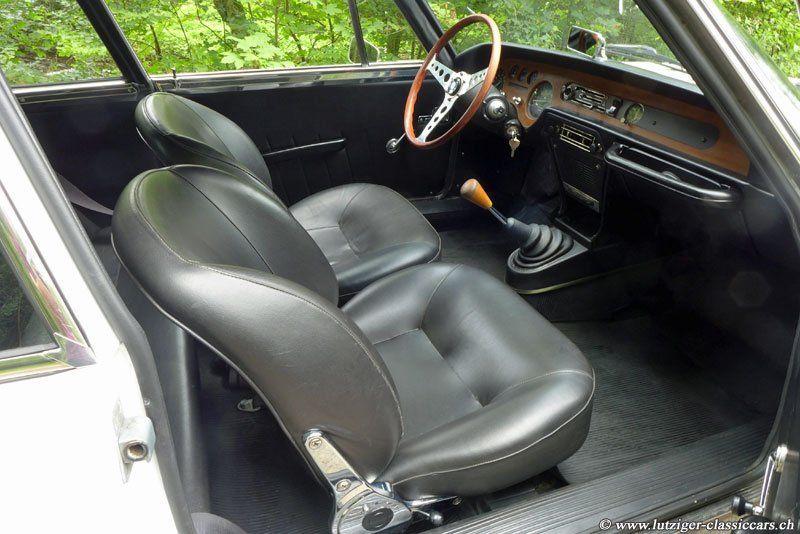 Lancia Fulvia Sport 1.3 S Zagato 1971 (35)