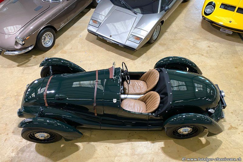 Lea-Francis 14 HP Sports Cowell Special Prototype 1946 (15)