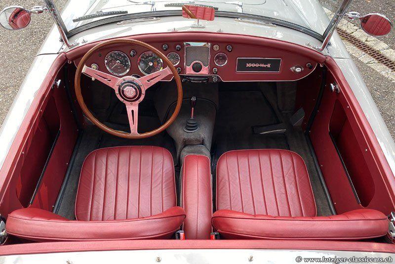 MG A 1600 MkII 1962 (17)