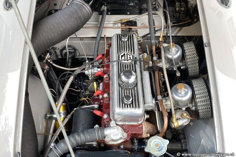 MG A 1600 MkII 1962 (32)