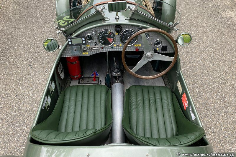 MG TC George Phillips Le Mans Special 1947 (19)