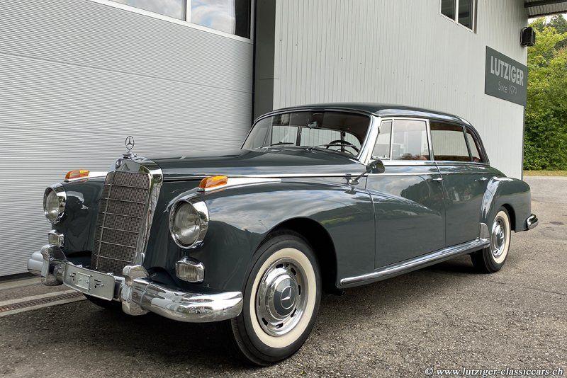 Mercedes Benz 300 d W189 Adenauer 1960 (03)