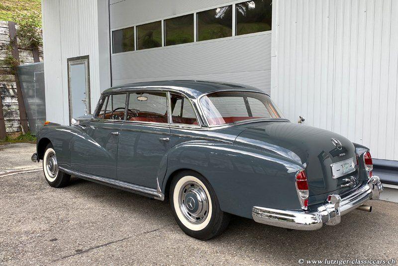 Mercedes Benz 300 d W189 Adenauer 1960 (08)