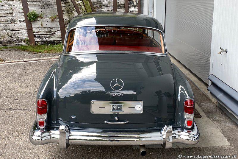 Mercedes-Benz 300 d W189 15.06.1960 Grau