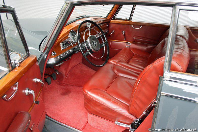 Mercedes Benz 300 d W189 Adenauer 1960 (15)