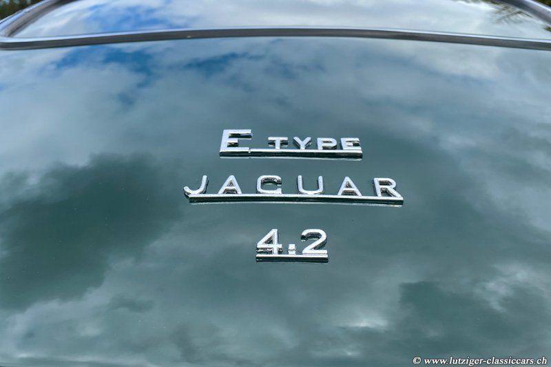 jaguar e type serie 1 4.2 1967 (16)
